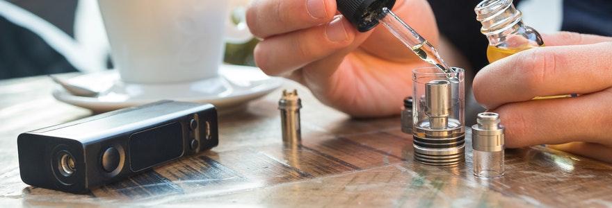 Débuter la cigarette électronique
